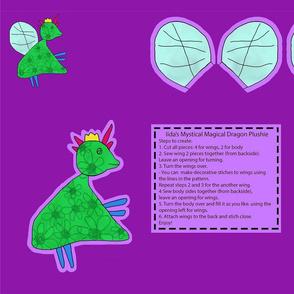 Iida's Mystical Magical Dragon