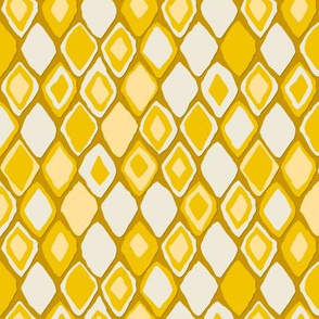 Almas diamond ikat gold