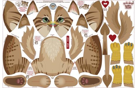 Griffin Kitten