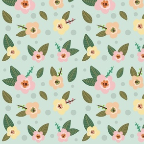 Floral_Polka