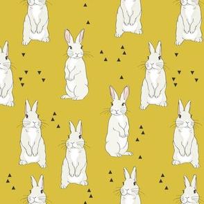 bunnyWhiteOnMustard