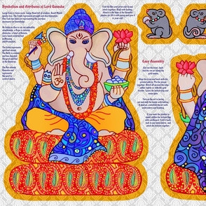 Lord Ganesha Plushie
