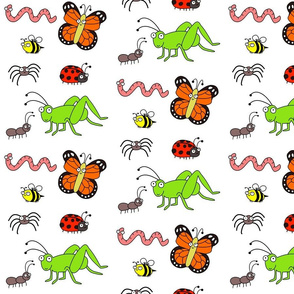 Bugs White