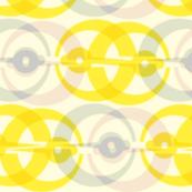 Overlapping Crane Circles