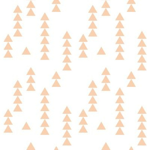 Stacked triangles blush