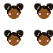 african american daughter
