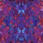 Geometric Watercolour