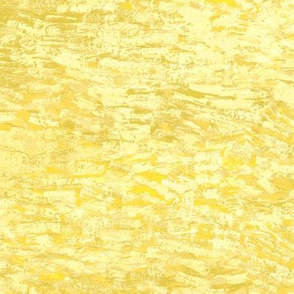 paint daubs - yellow