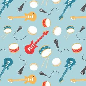Rocktopus Instruments
