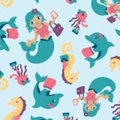 Mermaid Diva and Friends