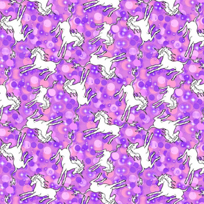 purple unicorns, alternate