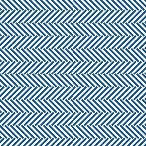 Navy Weave