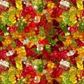 Gummy Bear Heaven (Seamless)