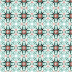 coral_mint_flower_tile_2