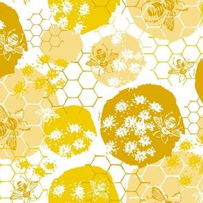 Queen Bee Yellow