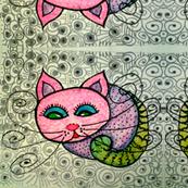 cubist cat