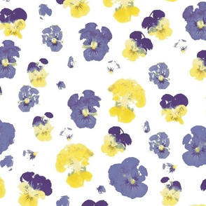 Pocketfull of Pansies