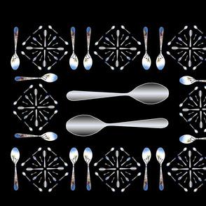 Spoon Table Settings