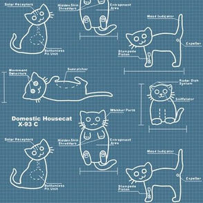 Cat BluePrints