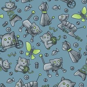 Robot Cats