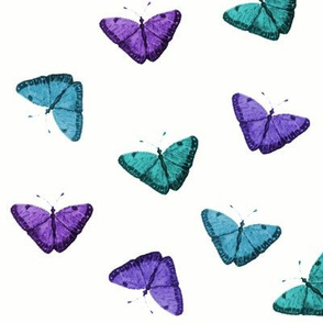 Butterfly Scatter