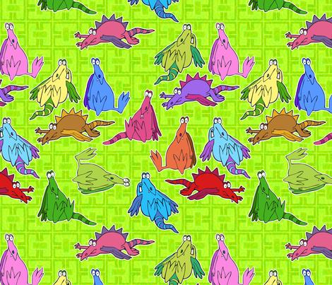 bored dragons