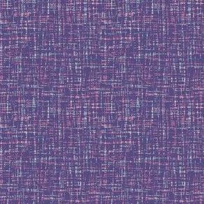 spring quilt purple barkcloth