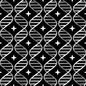 chrome-plated DNA