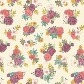 Trayli Lavis Floral