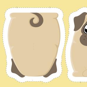 Pug Plush Pattern