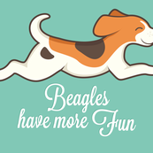 Beagles have more fun
