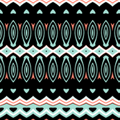 Retro Tribal ~ New Mexico ~ Tribal Bands IV