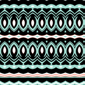 Retro Tribal ~ New Mexico ~ Tribal Bands III