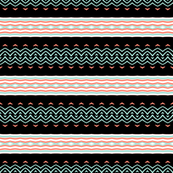 Retro Tribal ~ New Mexico ~ Tribal Bands II
