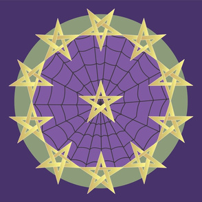 A Ring of Pentacles