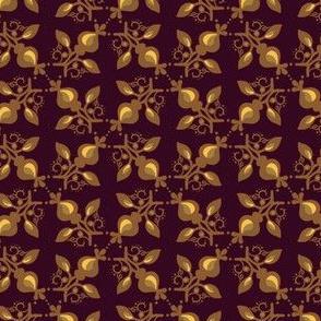Autumnal arabesque