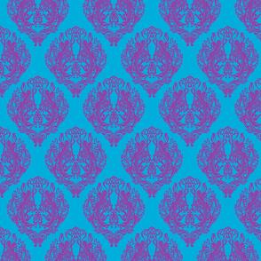 flower_motif_magenta-turquoise