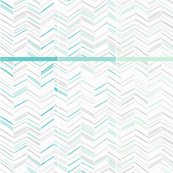 Herringbone Hues of Aqua Wallpaper test