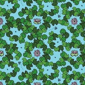Lily Pad Maze