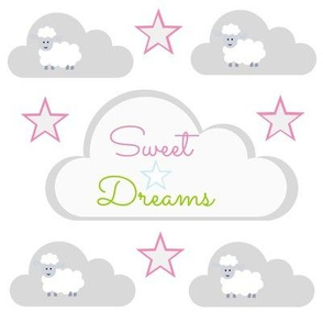 Sweet Dreams -sheepy stars parfait