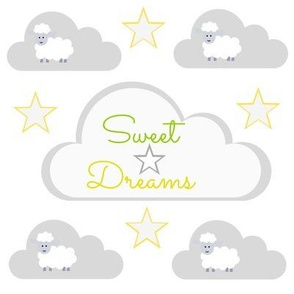 Sweet Dreams - sheepy stars lemonaid
