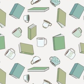 Books and Hot Beverages