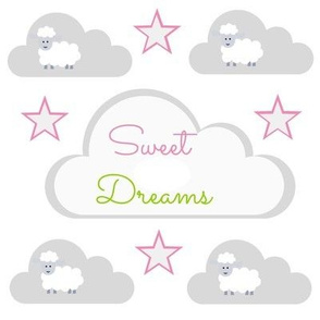 Sweet Dreams 2 -sheepy stars parfait