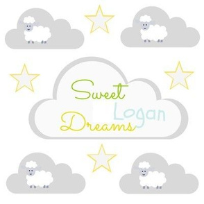 Sweet Dreams - Personalzied lemonaid- Sea blue