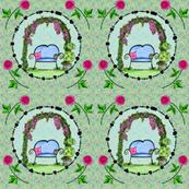 Rose Garden Reading
