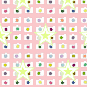 Starlet- cotton candy lime