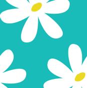 Daisy Chain Aqua