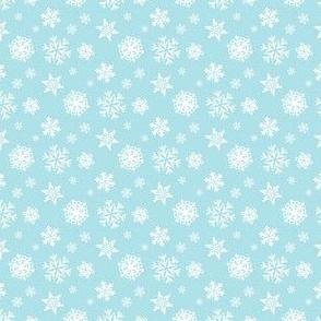 Snowflake field