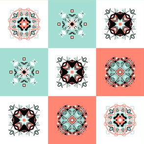 Checker_board_ tiles 4