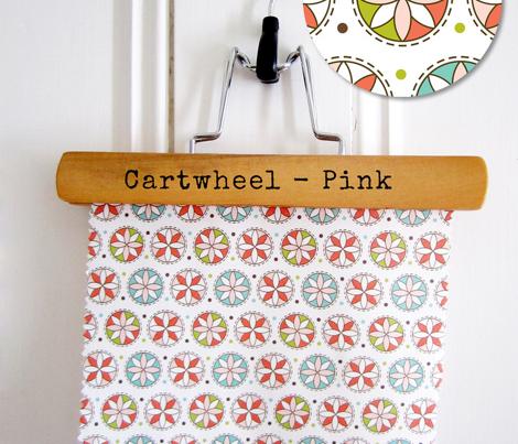 Cartwheel Pink